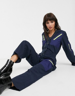 Rachel Antonoff amelia flight suit