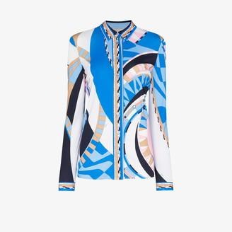 Emilio Pucci Wally print shirt