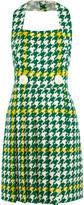 Miu Miu Wool and cotton-blend bouclé-tweed dress
