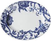 Caskata Arcadia Platter - White/Blue