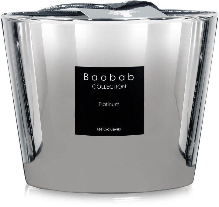 Baobab Collection Les Exclusives Platinum Candle