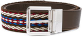 Furla braided belt - men - Leather/Nylon - One Size