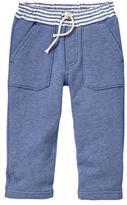 Gap Striped terry pants