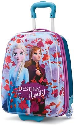 American Tourister Disneys Frozen 2 Kids Hardside Luggage