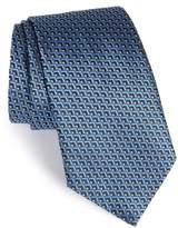 Ermenegildo Zegna Men's Geomeric Silk Tie