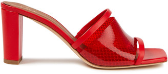 Malone Souliers Mid Heel Sandals