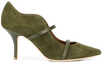 Malone Souliers Moss pump shoes