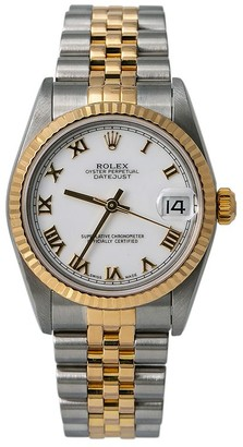 Rolex 2002 pre-owned Datejust 31mm