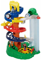 Thomas & Friends My First Rail Rollers Spiral Station Play Set