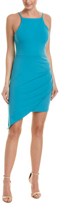 Susana Monaco Asymmetric Sheath Dress