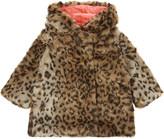 Billieblush BILLIE BLUSH Hooded leopard print coat 6-36 months