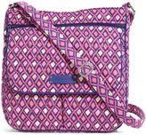Vera Bradley Double Zip Mailbag Crossbody