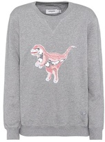 Coach Rexy embellished cotton sweatshirt