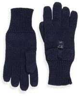 Lili Gaufrette Kid's Cotton Gloves