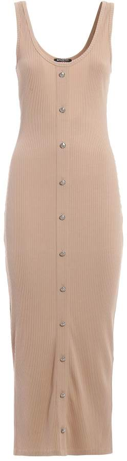 918417b5 Balmain Rib Knit Dresses - ShopStyle