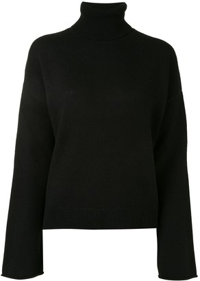 LA COLLECTION Alicia cashmere knit jumper