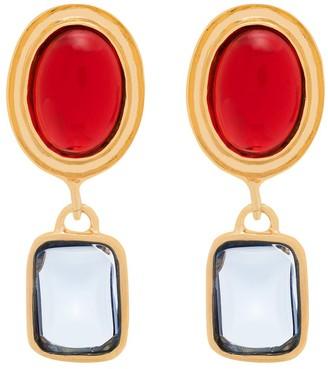 MONDO MONDO Jelly drop earrings