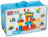 First builders Mega Bloks First Builders Deluxe Building Bag