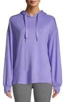 Avia Women's Athleisure Long Sleeve Tunic Hoodie