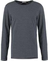 Scotch & Soda Long Sleeved Top Dark Blue