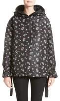 Moncler Mirtus Floral Print Down Jacket