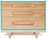 KALON STUDIOS Caravan Dresser - Blue