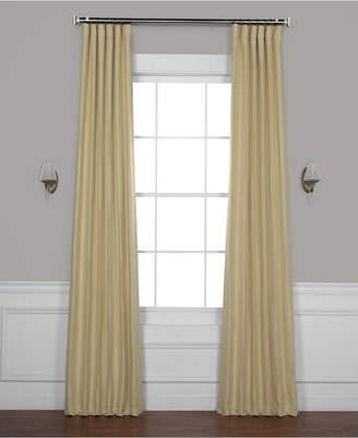 "Bellino Exclusive Fabrics & Furnishings Blackout 50"" x 96"" Curtain Panel"