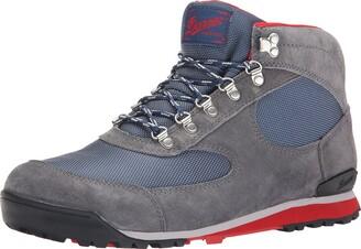 "Danner Men's 37352 Jag 4.5"" Waterproof Lifestyle Boot Steel Gray/Blue Wing - 7 D"