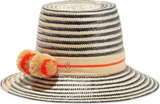 Yosuzi Amara Woven Straw Hat