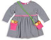 Florence Eiseman Toddler's & Little Girl's Long Sleeves Striped Dress