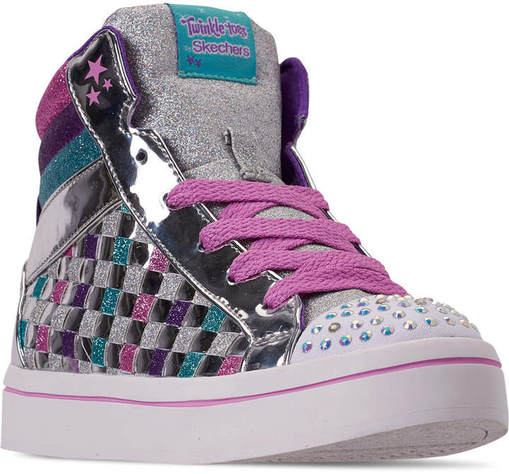 3db60fe3829 Skechers Twinkle Toes Light Up Shoes - ShopStyle