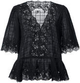 Ulla Johnson Hedda lace blouse