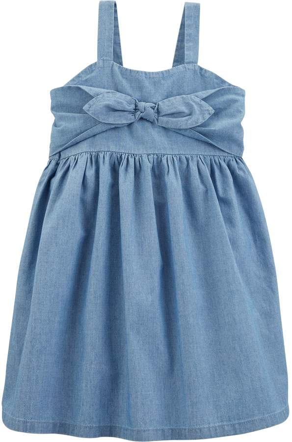 3a4f92ac Chambray Dress Toddler - ShopStyle