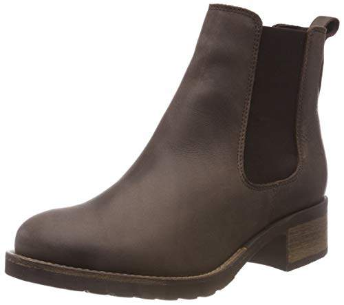 6c198c260f5 Pavement Women's Wool Ankle Boots, (Brown 067)