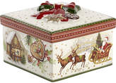 Villeroy & Boch Christmas toys gift box porcelain ornament
