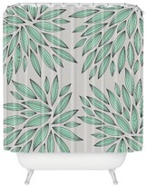 """DENY Designs Shower Curtain Mint (71"""" x 74"""