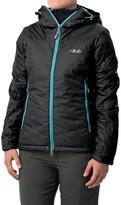 Rab Inferno Hooded Jacket - Insulated (For Women)