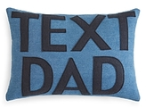 Alexandra Ferguson Text Dad Decorative Pillow, 10 x 14