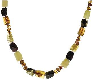 Nature d'Ambre 3180596 Women's Amber Necklace Multi-Coloured
