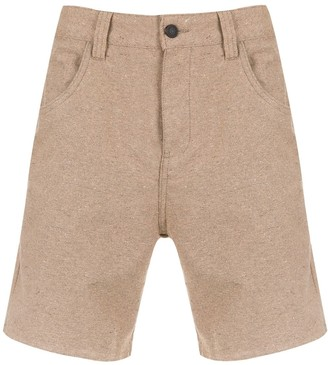 OSKLEN 5 Pockets shorts