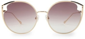 For Art's Sake 58MM Cat Eye Sunglasses