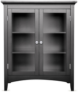 Elegant Home Fashions Madison Avenue Double Floor Cabinet