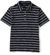 Ralph Lauren Little Boys 5-7 Striped Jersey Polo Shirt