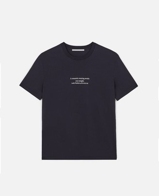 Stella McCartney fortune cookie t-shirt