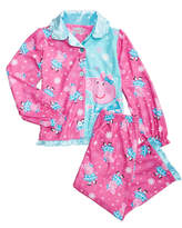 Peppa Pig 2-Pc. Printed Pajama Set, Toddler Girls (2T-5T)