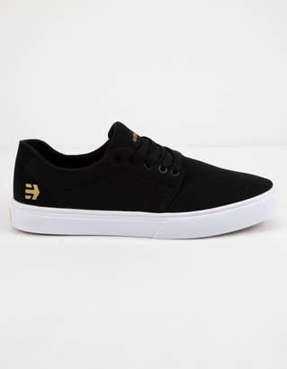 Etnies Stratus Black & White Mens Shoes