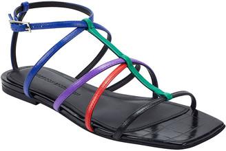 Sigerson Morrison Fedora Leather Sandal