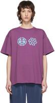 Rassvet Purple Logo T-Shirt