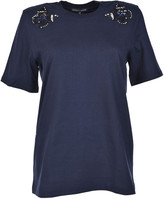 Markus Lupfer Sequin Butterfly Alex T-shirt