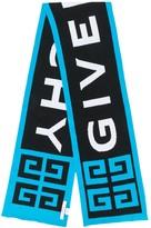 Givenchy 4G logo scarf